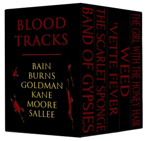 bloody tracks box